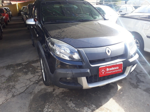 Imagem 1 de 8 de Renault Sandero Stepway 2012 1.6 16v Hi-flex 5p