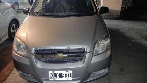 Imagen 1 de 5 de Chevrolet Aveo 2011 1.6 Lt
