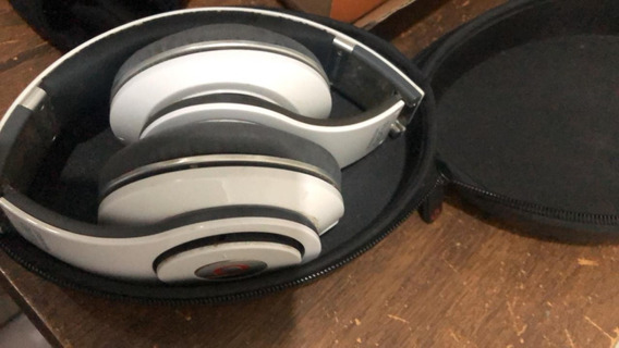 Fone De Ouvido Monster Beats By Dr. Dre Studio - Branco