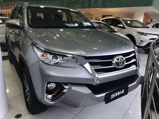 Toyota Sw4 2.7 Srv 7 Lugares 4x2 16v Flex 4p Automático 2020