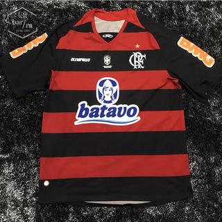 Camiseta Flamengo Rubronegra - Tamanho G #10