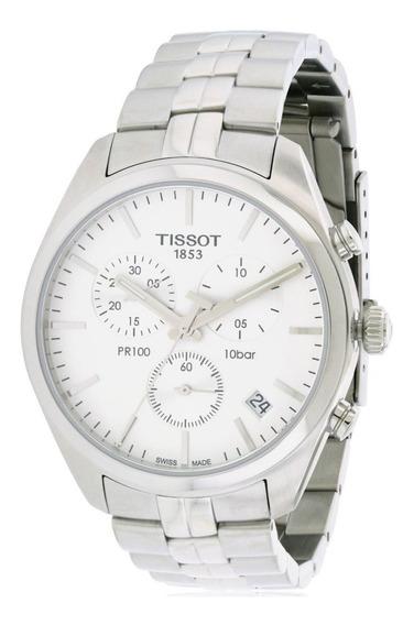 Relógio Tissot Aço Chronograph T101.417.11.031.00