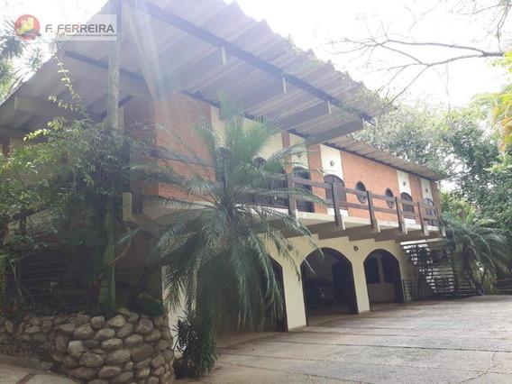 Chácara Com 4 Dormitórios À Venda, 4000 M² Por R$ 1.300.000 - Embu Mirim - Itapecerica Da Serra/sp - Ch0073
