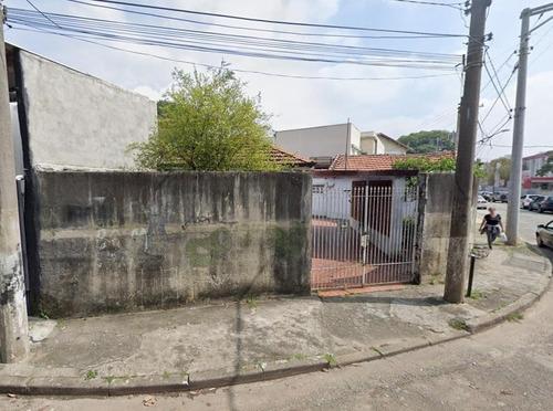 Terreno À Venda, 220 M² Por R$ 600.000 - Vila Oratório - São Paulo/sp - Te0200
