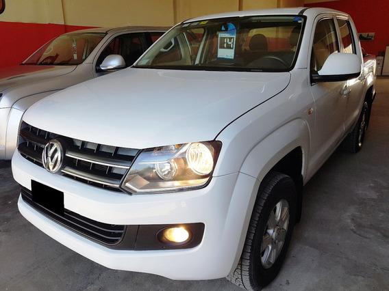 Volkswagen Amarok 4x4 Automatica Trendline 2014
