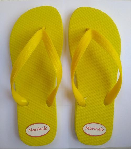 Chinelos Sandálias Tipo Havaianas - 12 Pares Oferta Promoção