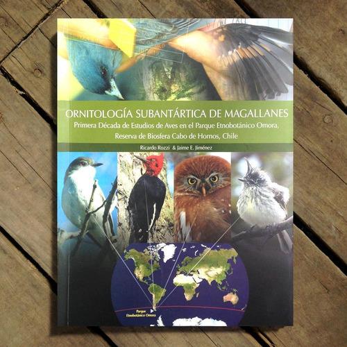 Imagen 1 de 5 de Ornitología Subantártica De Magallanes - Ricardo Rozzi