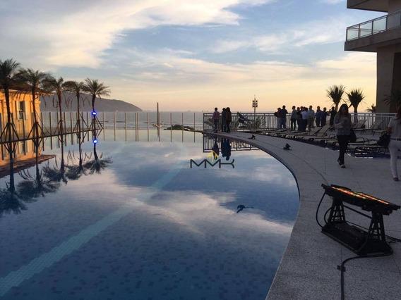 Yuny Unlimited - Apartamento Mobiliado, Pronto Para Morar - Condomínio Localizado Na Orla Da Praia - St0003