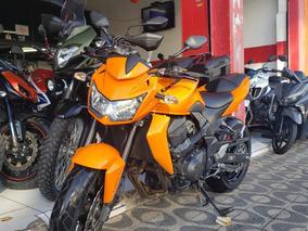 Kawasaki Z750 Com Abs Ano 2012 Shadai Motos