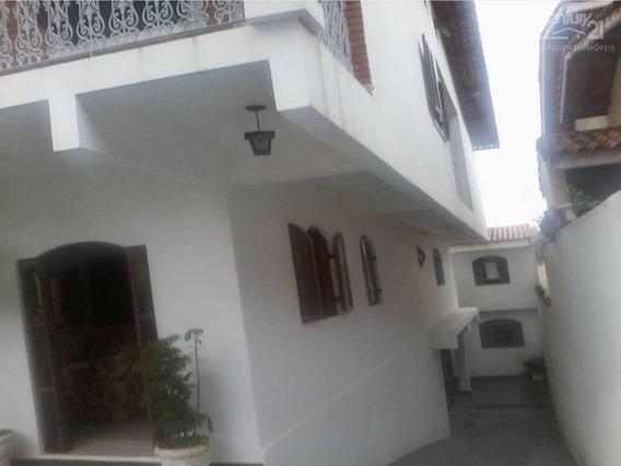 Sobrado Com 4 Dormitórios À Venda, 327 M² Por R$ 700.000,00 - Jardim Das Indústrias - São José Dos Campos/sp - So0490