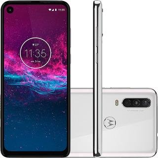Smartphone Motorola One Action Dual Sim 128 Gb 4 Gb Ram