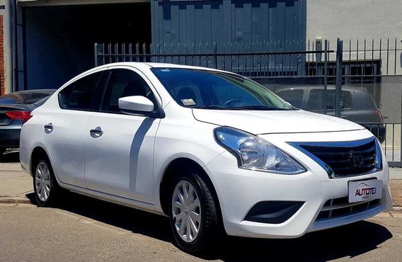 Nissan Versa 2015 Motor 1.6 Sense Mt