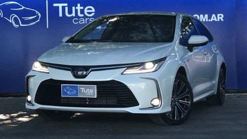 Toyota Corolla Hv 1.8 Seg Ecvt Hybrid 2021 - Tute Cars