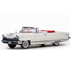 Miniatura Carro Sun Star Lincoln Prem.conversivel 1956 Escal