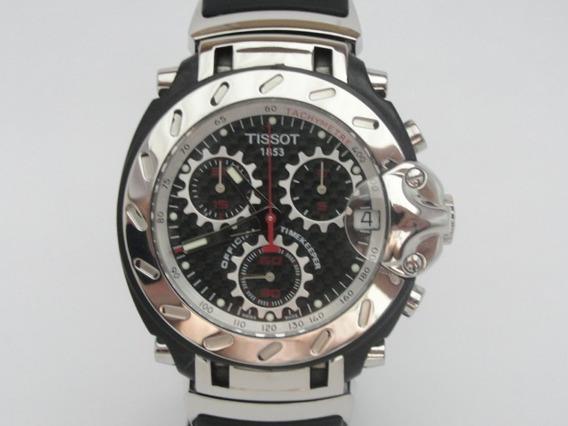 Relógio Tissot T Race Moto Gp 2004 - Impecável