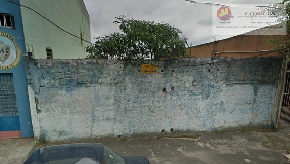 Terreno Residencial À Venda, Jardim Dom José, São Paulo. - Te0039