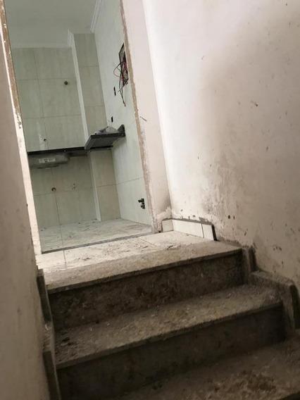 Casa Em Vila Belmiro, Santos/sp De 90m² 2 Quartos À Venda Por R$ 420.000,00 - Ca207882