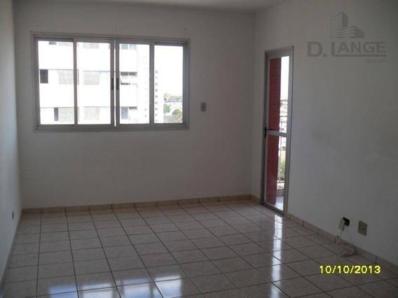 Apartamento Residencial Para Locação, Botafogo, Campinas. - Ap9208