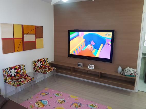 Excelente Apartamento | 2 Dorms | Sacada | 1 Vaga | Sbc