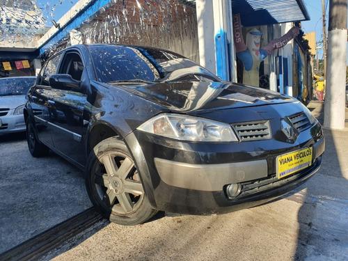 Imagem 1 de 8 de Renault Megane Sedan 2.0 16v (aut) 2008
