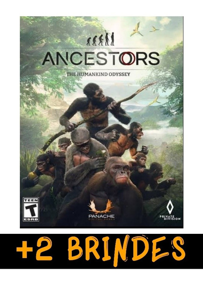 Ancestors The Humankind Odyssey Xbox One Mídia Digital