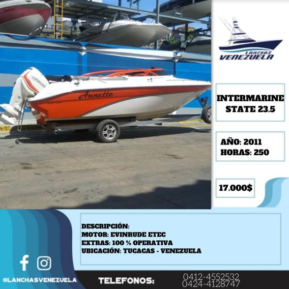 Lancha Intermarine State 23.5 Lv364