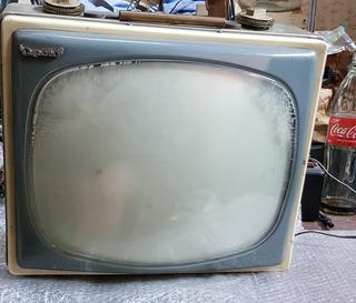 Televisor Retro Vintage Ideal Decoracion