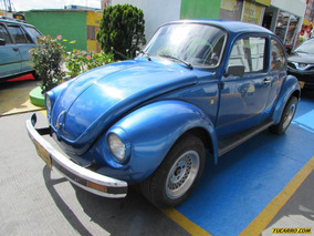 Volkswagen Escarabajo Escarabajo 1600cc