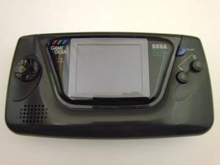 Sega Game Gear, Con Estuche Correa Y Pie Metalico