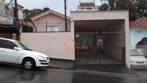 Casa À Venda, 120 M² Por R$ 370.000,00 - Vila Santana - São Paulo/sp - Ca0003