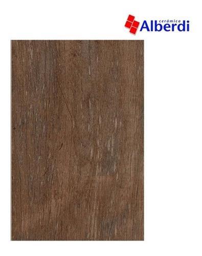 Porcelanico Medley Alberdi Revestimiento Simil Madera 20x60