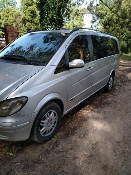 Mercedes-benz Viano 2.2 220 Cdi 7 Pax At Ambiente 2005