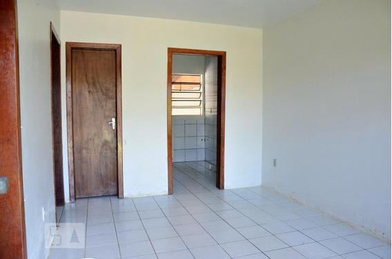 Casa Para Aluguel - Nossa Sra Das Graças, 2 Quartos, 100 - 893034963
