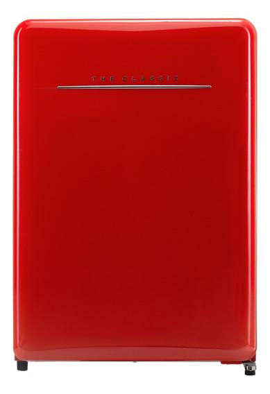 Frigobar Daewoo Vintage The Classic Rojo 80litros Frm-085nrd
