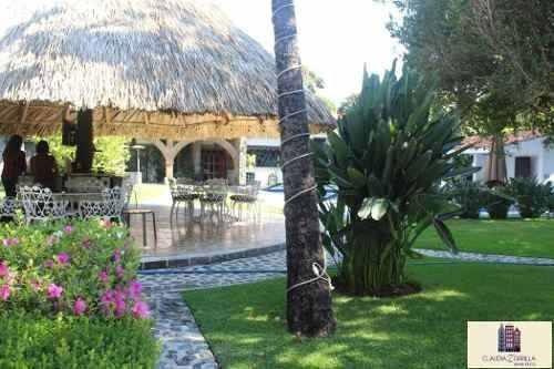 Casa En Venta En El Mejor Clima De Jiutepec, Morelos