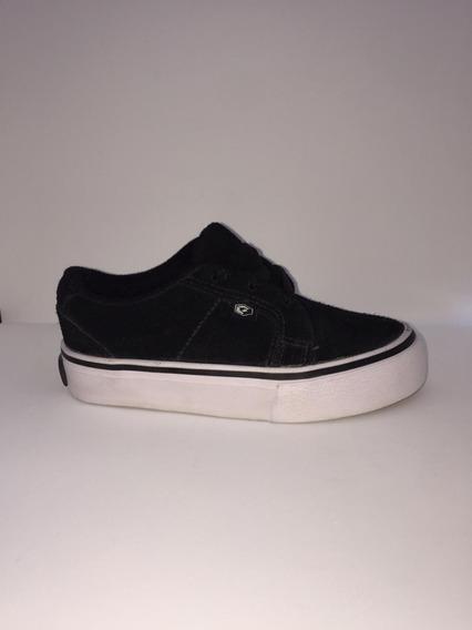 Zapatillas Conso Seatle Black Junior Ct010101