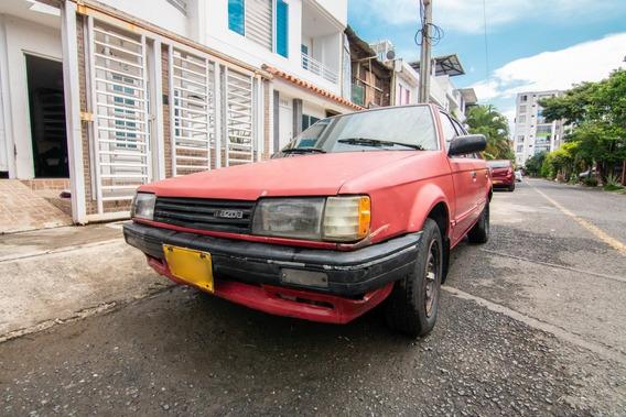 Mazda 323 Modelo 87 Negociable
