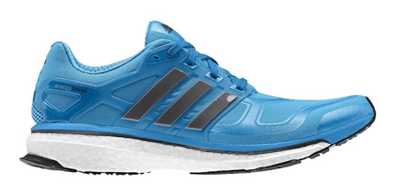 adidas Energy Boost 2 Solar Blue Novo Ultra Corrida Br
