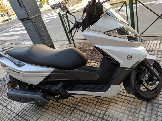 Benelli Scooter Zafferano 250cc