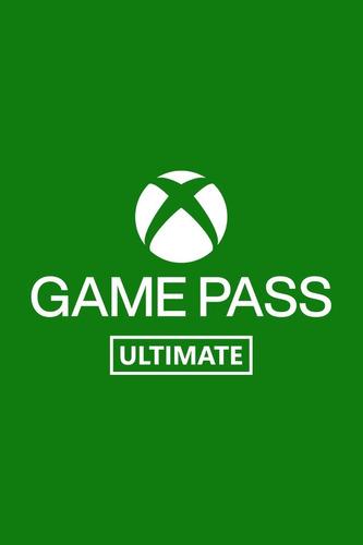 Xbox Game Pass Ultimate 7 Dias Codigo Original Renovacion