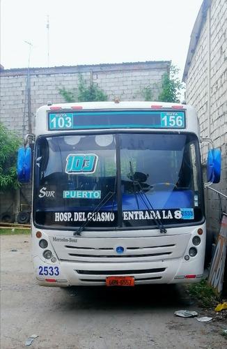 Bus Urbano  Ibimco  Mercedes Benz-1721