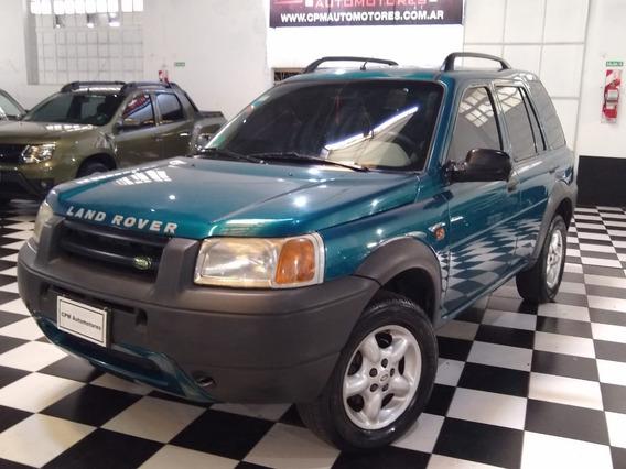 Land Rover Freelander 2.0 Xedi Diesel 1998 Verde Cpm