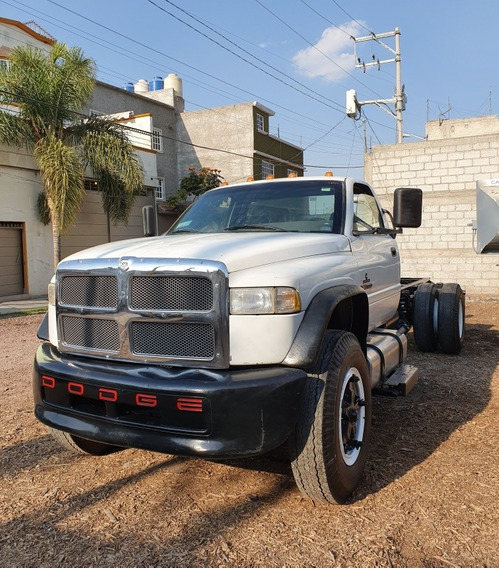 Camion Rabon, Ram 7000, Diesel Cumins 175 Hp. Nacional!