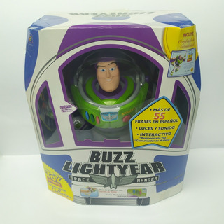 Toy Story Buzz Lightyear Guardian Espacial Replica Exacta