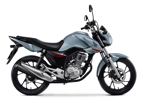 Honda Cg 160 Fan Esdi 2020/2020