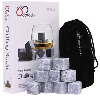 Cubos De Esteatita Para Whisky (9) Msi