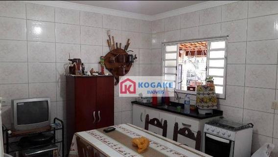 Chácara Com 2 Dormitórios À Venda, 2000 M² Por R$ 450.000,00 - Chácaras Santa Rita - Caçapava/sp - Ch0096