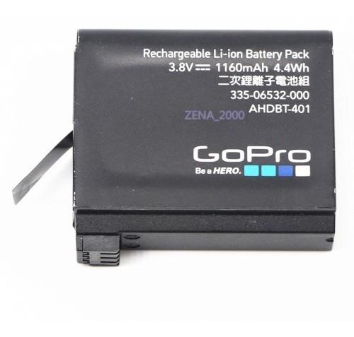 Bateria Gopro Hero 4 Hero4 Silver Black Ahdbt-401