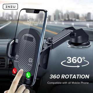 Suporte Celular Universal 360° Para Carro iPhone Samsung