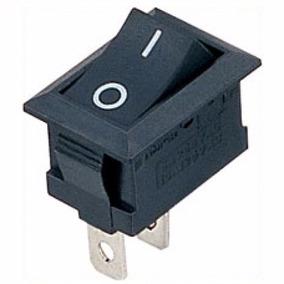 100x Chave Gangorra Mini Kcd11-101 Liga/desliga 250v Tictac